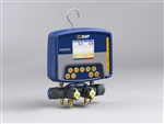 Yellow Jacket 40812 Refrigeration System Analyzer w/ Titan 4-Valve Manifold