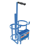 Uniweld 500s Metal Carrying Stand for MC Tank and R-Oxygen Tank