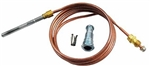"New Universal Gas Furnace Water Heater 30"" Thermocouple w/ Adapters Mars 72230"
