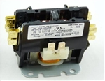 White Rodgers 94-388 1 Pole Contactor, 24 VAC Coil, 50/60 Hz, 30 Amp Contacts. Coil Data: 16.5 Ohms DC Resistance, 208 mA