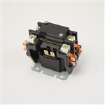 White Rodgers 94-389 1 Pole Contactor, 120 VAC Coil, 50/60 Hz, 30 Amp Contacts. Coil Data: 420 Ohms DC Resistance, 42 mA