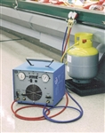 Yellow Jacket 95100 Refrigerant Recovery Machine