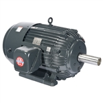 US Motors / Nidec Corro-Duty Motors, Premium Efficiency, Stock, 250 HP, 1190 RPM, 449T Frame, TEFC Enclosure, 460 V Volts