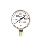 Uniweld G8SD Replacement Gauge For Use With RHP400 Nitrogen Regulator