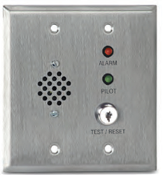 Air Controls and Products MS-PH/KA/P/R ALARM PILOT TEST RESET HORN