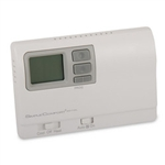 Programmable SimpleComfort Thermostat - 1 Heat/1 Cool/1 Heat Pump (Dual Powered)