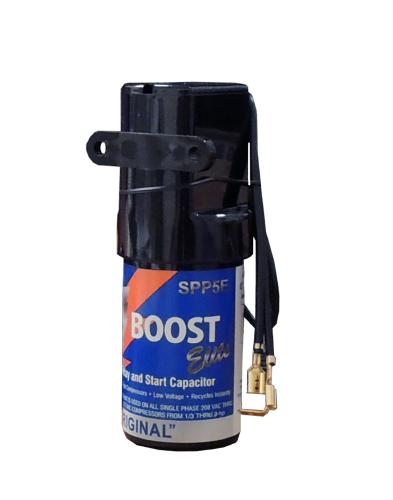 Supco SPP5 E Series Hard Start Kit w/ 300% Torque Increase (90/277V)
