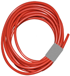 Supco SSRT3165 Red Silicone Tubing 3/16 - 5FT 