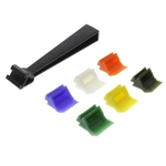 T-100 Fin-Tool Nylon Kit with 6 Heads