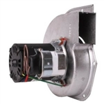 Fasco A370 2-Speed 2920 RPM 1/100 HP Trane Draft Inducer Motor (208/230V)