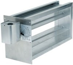 White Rodgers CZDS1010, Damper