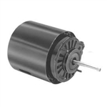 4.1 Amps 1//8 HP 115 Volts Double Shaft Fasco D337 4.4-Inch Fan Coil Air-Conditioning Motor 4 Speed Sleeve Bearing 1550 RPM OAO Enclosure