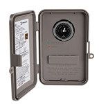 Intermatic DTAV40 120/208/240v Time Initiated, Time Or Remote Temperature Or Pressure Terminated In Nema 3r Outdoor...