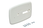 White Rodgers F61-2550 Wallplate for All Classic 1F70 Series Thermostats