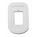 White Rodgers F61-2593 Wallplate For 1D70/1E70 Series Thermostats