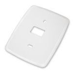 White Rodgers F61-2634 NEW Wallplate For 90 and 80 Series Blue Thermostats
