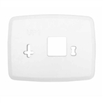 "White Rodgers F61-2648 Wallplate (Qty. 6) For Emerson Blue 2,"" 4,"" 6,"" 12,"" Thermostats"