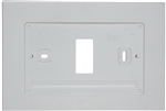 White Rodgers F61-2663 Wall Plate For Sensi Wi-Fi- Programmable Thermostat