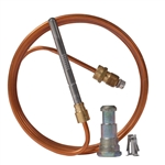 "White Rodgers H06E-548 48"" Coiled Thermocouple"