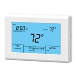 iO HVAC Controls 3H/2C Universal Titan Thermostat