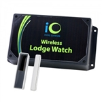 iO LW3 Wireless Lodge Watch for 3-Doors/ Windows