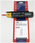 MA-LINE, MA-EM3213A, PEN PROBE STYLE AUTORANGE DIGITAL MULTIMETER