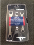 MA-Line MA-RRWBK Reversible Ratchet Wrench Bit Kit