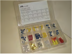 MA-Line MA02652-2 Serviceman's Terminal Kit with Strong Plastic Box