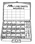 MA-Line MA02653-2 Deluxe Terminal Kit