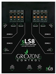 Grozone sLS8 Smart Light Switcher with High-Temp Shut-Off