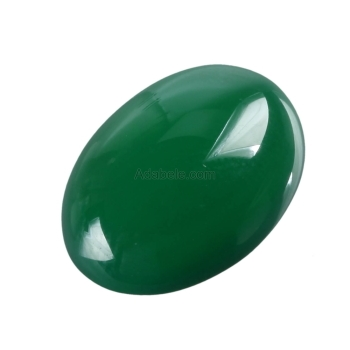 20 Pieces Natural Chrysoprase Cabochons Lot 5mm Round Shape Genuine Chrysoprase Gemstones Cab Loose Stones Smooth Gems Semi Precious Cabs
