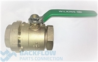 "3/4"" LF622UF NON TAPPED UNION BALL VALVE"