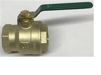 "Watts Backflow Prevention Outlet Ball Valve 2"" 007/009"
