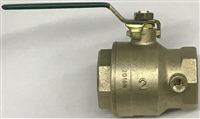 "Watts Backflow Prevention Inlet Ball Valve 2"" 007/009"