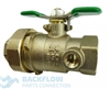 "Febco Backflow #1 Shut-off Valve - 1/2"" 850(B,U), 860(U), 880(U)"