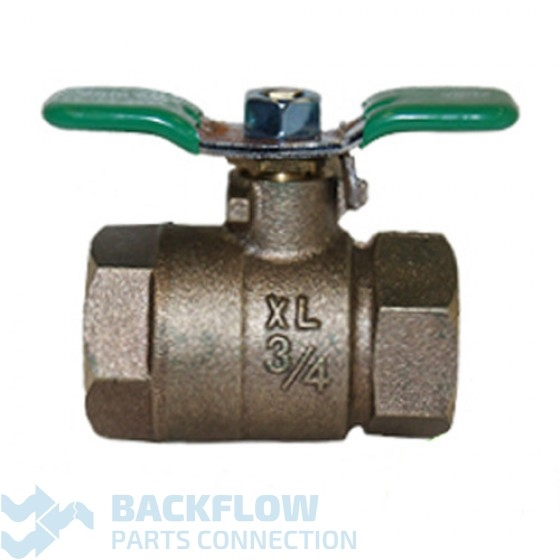"3/4"" OUTLET BALL VALVE"