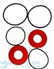 "DCV Major Rubber Repair Kit - Conbraco Apollo Backflow 1 1/4-2"" 40-100"