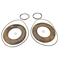 "Backflow Rubber Check Repair Kit - Conbraco Apollo 10"" 40-200, 40-100"