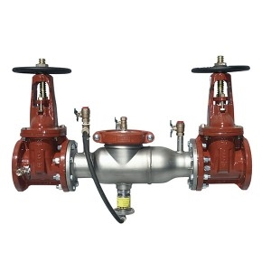 "AMES - 4"" 4000SS RPA OS&Y LEAD FREE - Backflow Prevention Repair Parts"