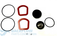 "Backflow Preventer Total Rubber Parts Kit - Ames 8-10"" M-400/M-500"