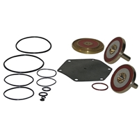 "Watts Backflow Prevention Complete Rubber Parts - 1 1/4-2"" RK909M1 RT RK 909 PCRT"