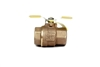 3/4' Inlet Female x Female Ball Valve (40-100/40-200 Y pattern)