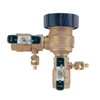 "Watts 800 PVB LF800-QT PVB LEAD FREE BRONZE 1 1/2"" Backflow Device"