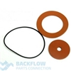 "Watts Backflow Prevention Rubber Parts Kit - 1 1/4-2"" RK800 RT"