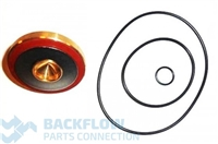 "Second Check Rubber Parts Kit - Watts Backflow 1 1/4-2"" RK 009 RC2"