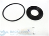 "Second Check Rubber Parts Kit - Watts Backflow 2 1/2-3"" RK909 RC2"
