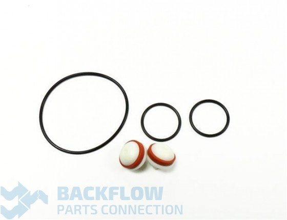 "Watts Backflow Prevention Check Rubber Parts - 1/4-1/2"" RK 009 RC3"