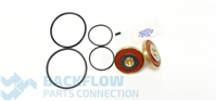 "Rubber Parts for Both Checks - Watts Backflow 3/4-1"" RK 909 RC3 HW"