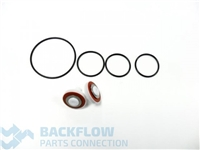 "Watts Backflow Prevention Complete Rubber Parts - 1"" RK SS007M1 RT"