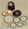 "Watts Backflow Prevention Total Rubber Parts Kit - 1"" RK SS009 RT"